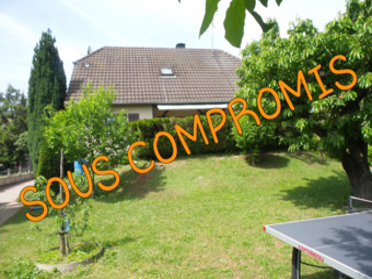 Vente Maison 6 pièces 125m² Rixheim (68170) - Photo 1