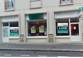 Location Local commercial 60m² Le Havre (76600) - Photo 1