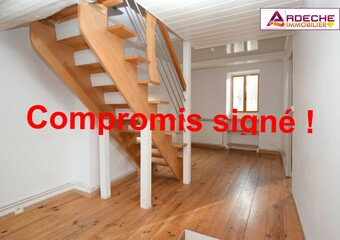 Vente Appartement 3 pièces 44m² Privas (07000) - Photo 1