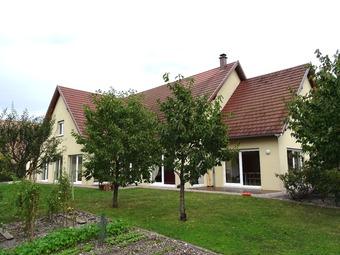 Vente Maison 7 pièces 218m² 5 min de Selestat - Photo 1