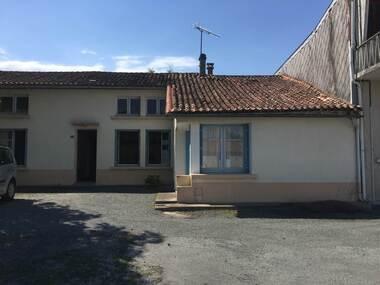 Vente Maison 6 pièces 144m² Le Tallud (79200) - photo