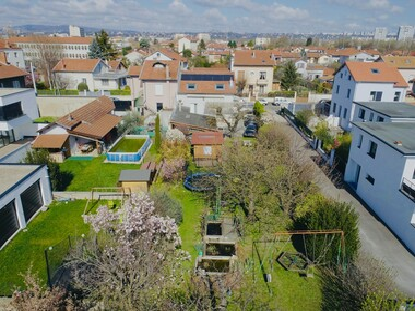 Vente Maison 5 pièces 133m² Villeurbanne (69100) - photo