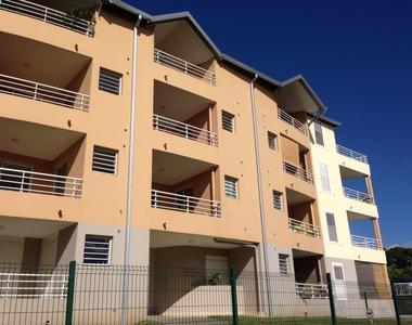 Location Appartement 2 pièces 46m² Bois-de-Nefles-Sainte-Clotilde (97490) - photo