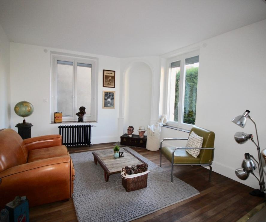 Vente Appartement 3 pièces 57m² Nancy (54000) - photo