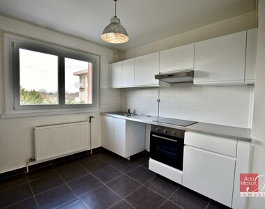 Vente Appartement 3 pièces 58m² Ambilly (74100) - photo