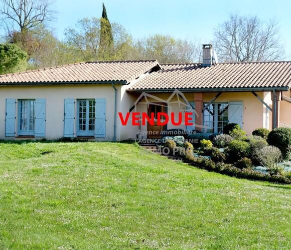 Vente Maison 5 pièces 110m² Samatan (32130) - photo