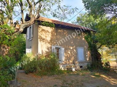 Sale House 4 rooms 55m² Saint-Laurent-du-Pape (07800) - photo