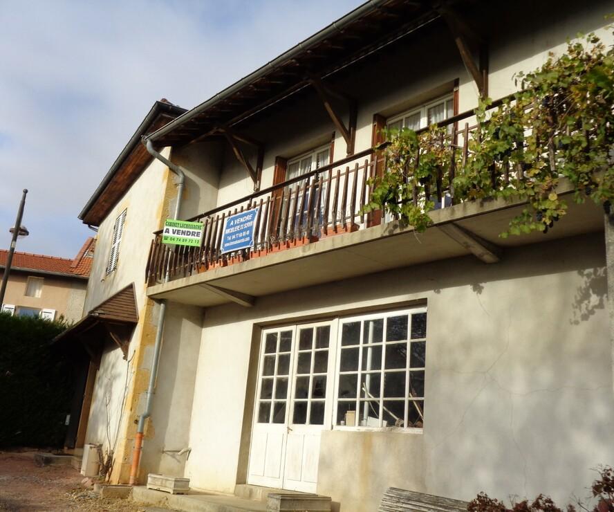 Vente Maison 6 pièces 110m² Villers (42460) - photo