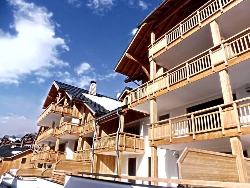 Vente Appartement 2 pièces 48m² Vaujany (38114) - photo