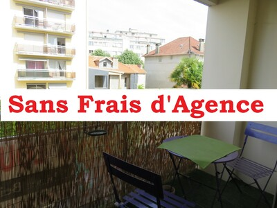 Location Appartement 2 pièces 42m² Pau (64000) - photo
