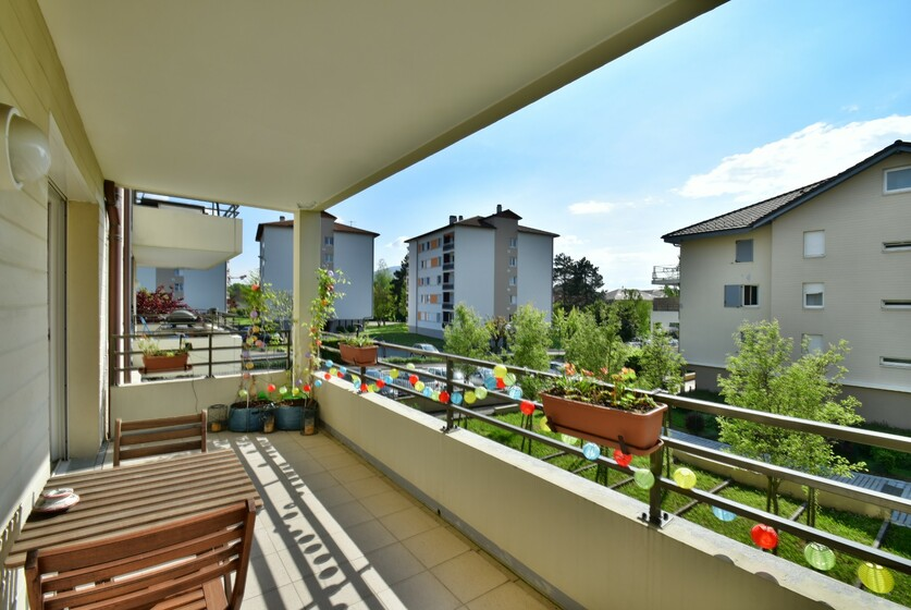 Vente Appartement 3 pièces 66m² Ville-la-Grand (74100) - photo