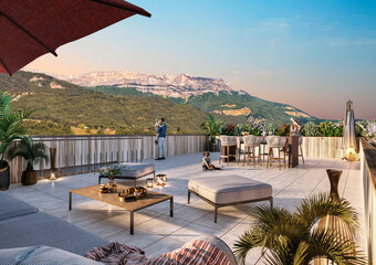 Vente Appartement 4 pièces 81m² Claix (38640) - Photo 1