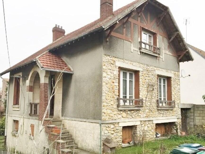 Vente Maison 5 pièces 100m² BEAUMONT sur Oise - photo