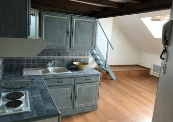 Vente Appartement 1 pièce 22m² Vesoul (70000) - photo