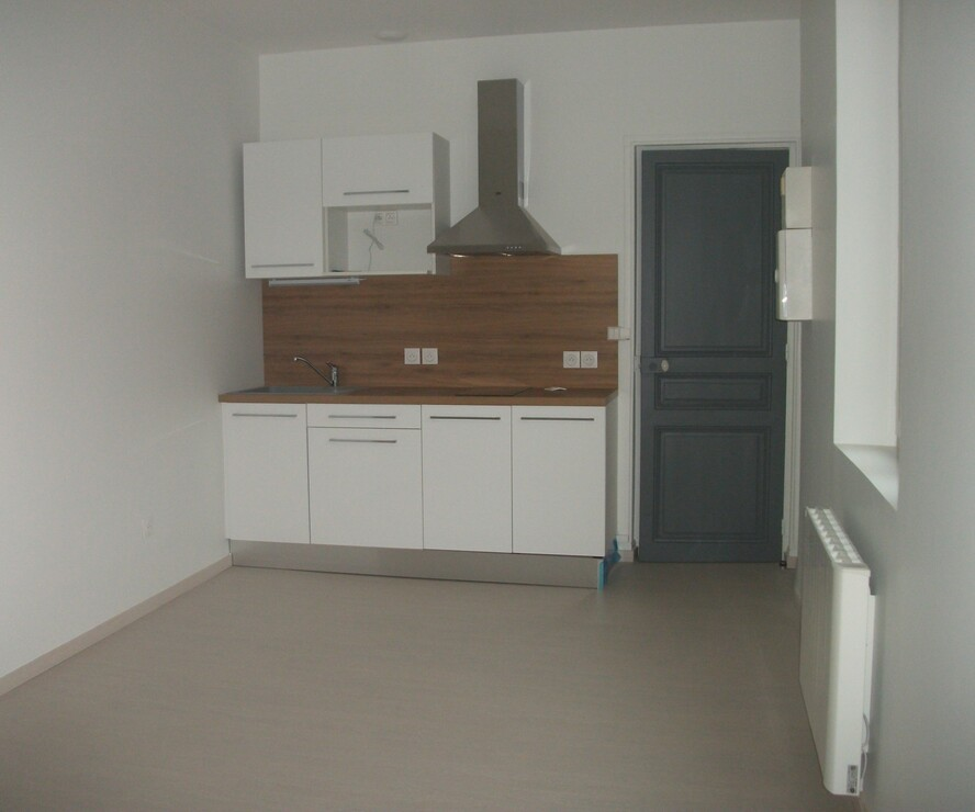 Location Appartement 2 pièces 34m² Chauny (02300) - photo
