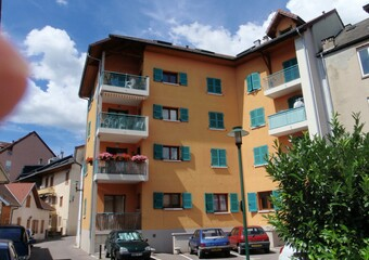 Location Appartement 2 pièces 40m² Rumilly (74150) - Photo 1