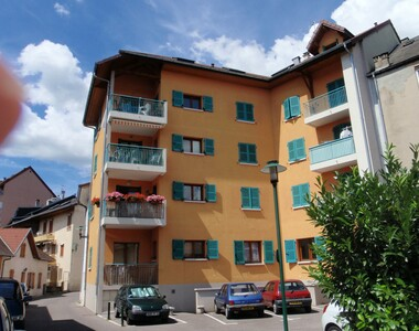 Location Appartement 2 pièces 40m² Rumilly (74150) - photo
