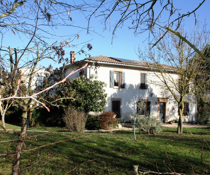 Sale House 8 rooms 300m² L'ISLE JOURDAIN/SAMATAN - photo