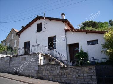 Location Maison 4 pièces 115m² Brive-la-Gaillarde (19100) - photo
