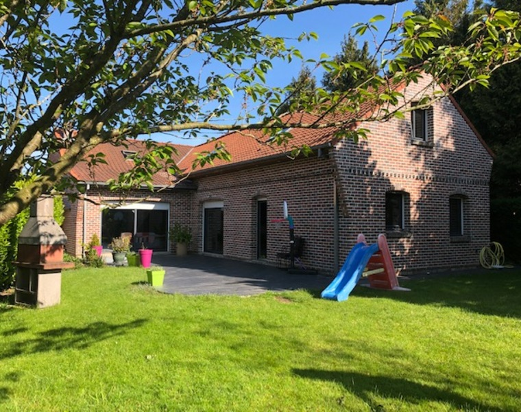 Vente Maison 5 pièces 220m² Sailly-sur-la-Lys (62840) - photo