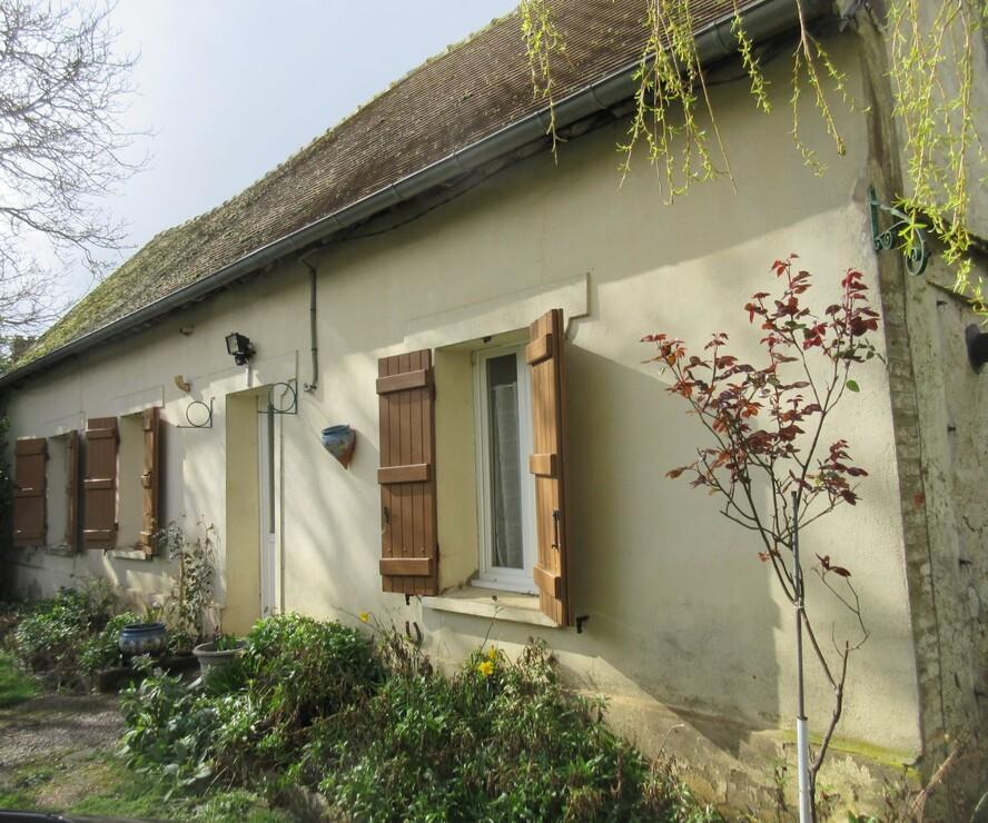 Location Maison 4 pièces 77m² Caillouet-Orgeville (27120) - photo