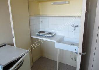 Location Appartement 1 pièce 16m² Brive-la-Gaillarde (19100) - photo