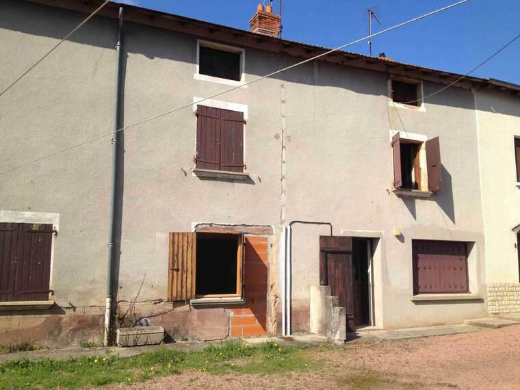Vente Maison 5 pièces 165m² Saint-Igny-de-Roche (71170) - photo
