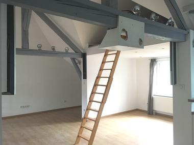 Location Appartement 1 pièce 40m² Villé (67220) - photo