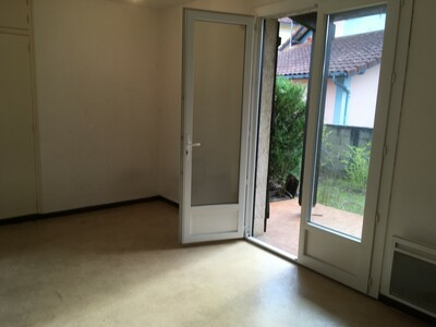 Location Appartement 1 pièce 21m² Dax (40100) - photo