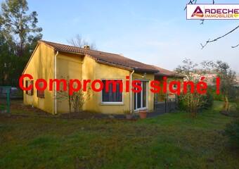Vente Maison 5 pièces 103m² Chomérac - Photo 1