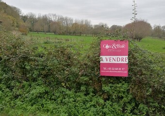 Vente Terrain 1 015m² Saigneville (80230) - photo