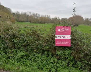 Sale Land 1 015m² Saigneville (80230) - photo