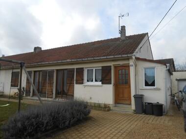 Location Maison 4 pièces 98m² Chauny (02300) - photo