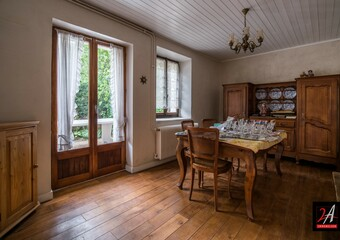 Vente Maison 7 pièces 120m² Hauteville-sur-Fier (74150) - photo