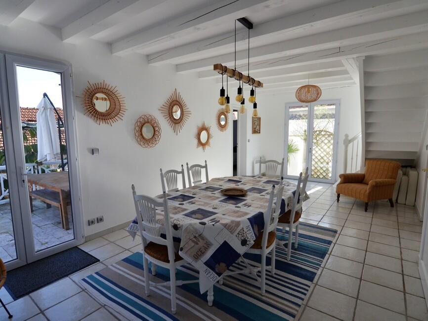 Vente Maison 6 pièces 120m² Arcachon (33120) - photo