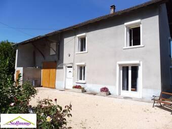 Vente Maison 5 pièces 125m² Saint-André-le-Gaz (38490) - photo