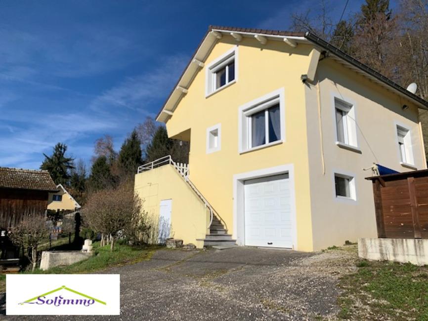 Vente Maison 5 pièces 90m² La Tour-du-Pin (38110) - photo