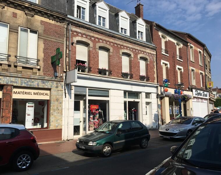 Vente Immeuble 7 pièces 300m² Chauny (02300) - photo
