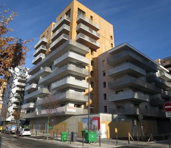 Location Appartement 2 pièces 52m² Grenoble (38000) - photo