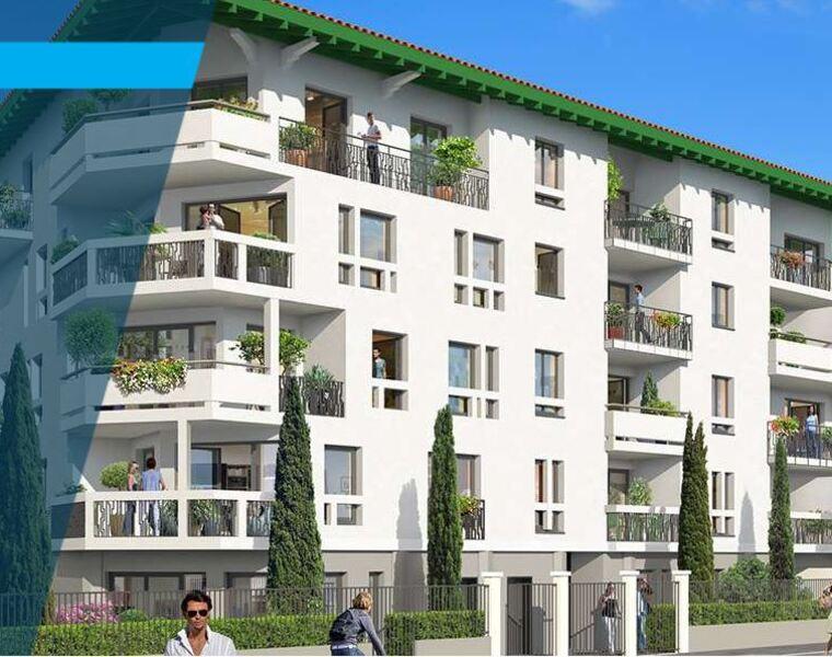 Vente Appartement 3 pièces 62m² Biarritz (64200) - photo