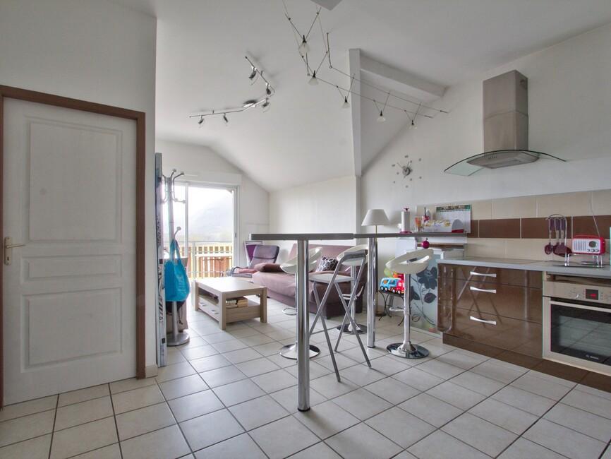 Vente Appartement 2 pièces 38m² Grésy-sur-Isère (73460) - photo