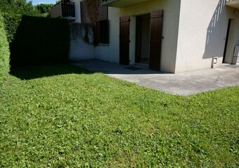 Vente Appartement 2 pièces 27m² Rumilly (74150) - photo
