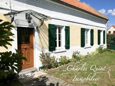 Sale House 134m² Merlimont (62155) - photo