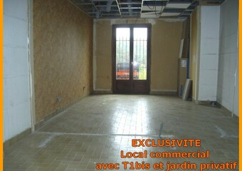 Sale Commercial premises 4 rooms 32m² Aubenas (07200) - photo