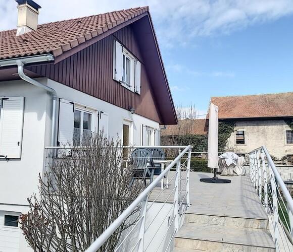 Vente Maison 4 pièces 91m² Cranves-Sales (74380) - photo