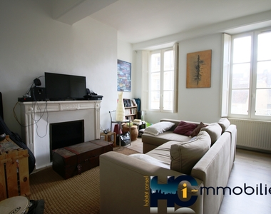 Location Appartement 3 pièces 58m² Chalon-sur-Saône (71100) - photo