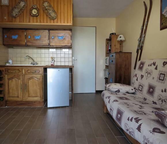Sale Apartment 1 room 19m² Huez (38750) - photo