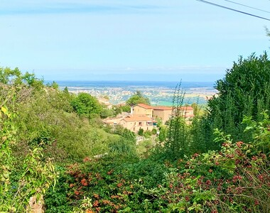 Vente Terrain 609m² Poleymieux-au-Mont-d'Or (69250) - photo