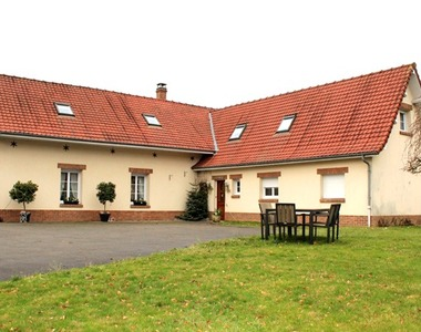 Sale House 6 rooms 225m² Campagne-lès-Hesdin (62870) - photo