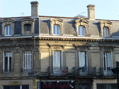 Vente Immeuble 350m² Bordeaux (33000) - photo